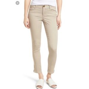 Wit and wisdom Taupe Pants